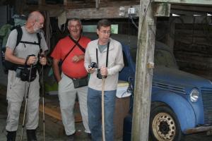 30 août 2007-départ du gîte ferme Dubarry