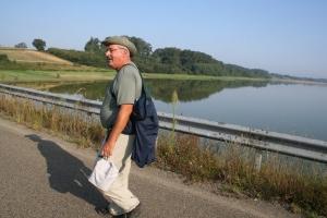 31 août 2007, 6 km avant Miramont-Sensacq
