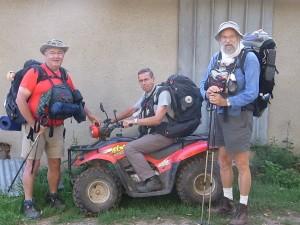 le 30 août 2009-Golinhac