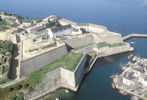 fortifications en Bretagne