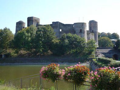 château de Pouancé