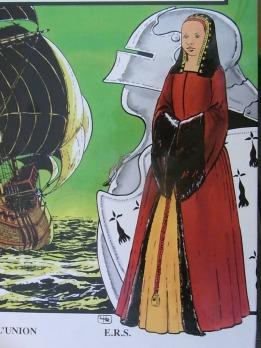du duché à l'union, 1341-1532