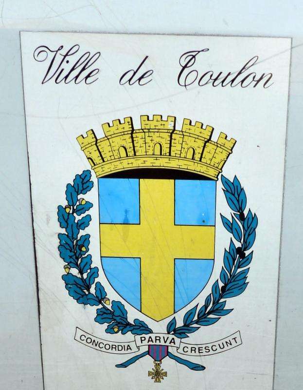 insigne de TOULON