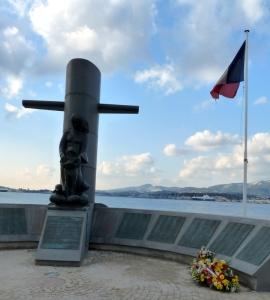 Mémorial national des sous-mariniers