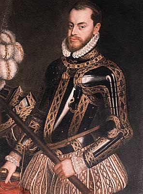 Philippe II d'Espagne