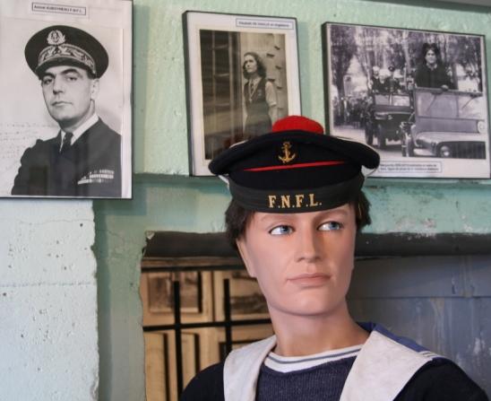 un marin des FNFL