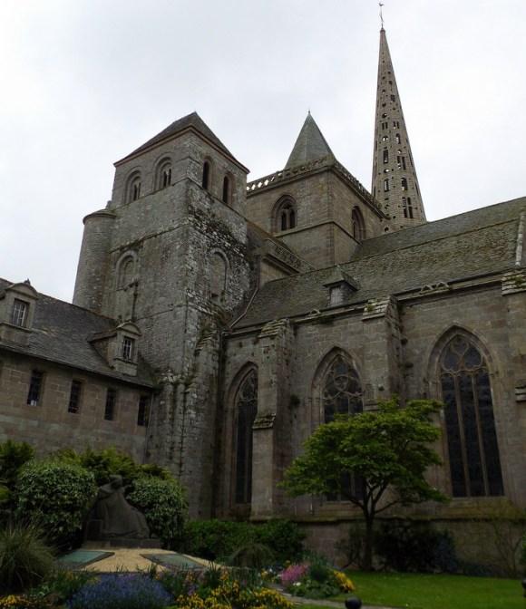 Basilique Saint Tugdual de TREGUIER