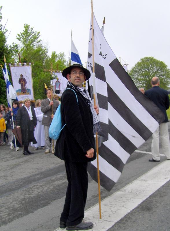 Une figure immuable du Pardon de Saint Yves