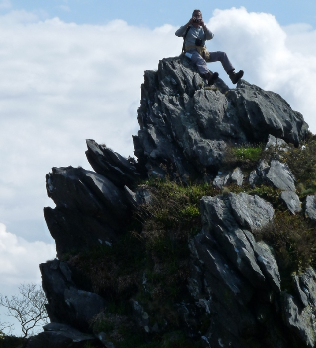 second piton visité entre Saint Eloi et Saint Rivoal