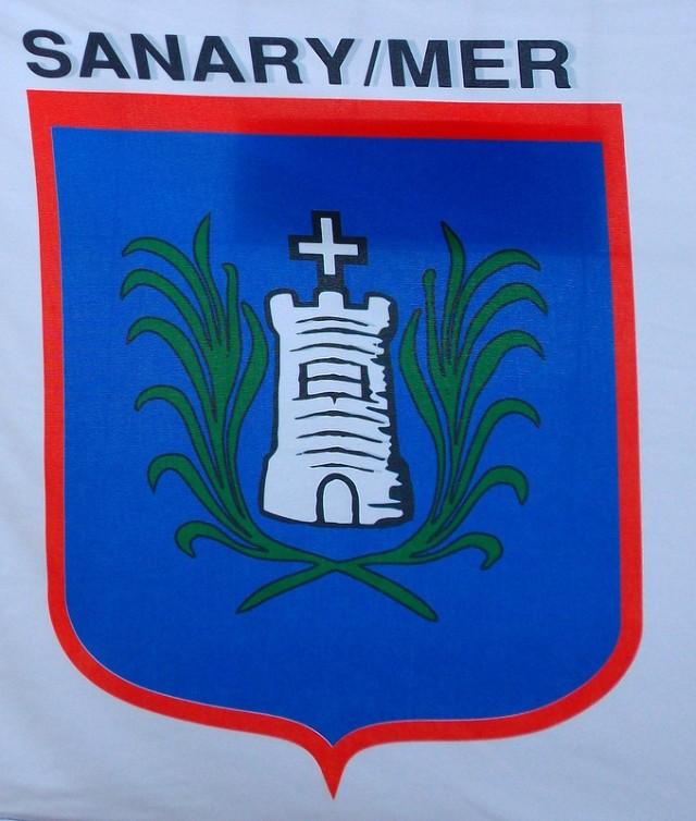 la tour symbole de Sanary-sur-Mer