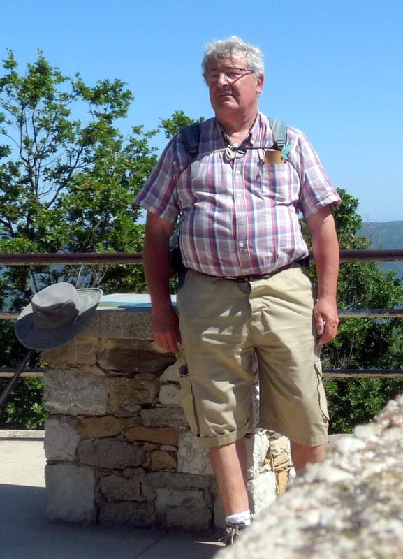 j'apprécie la vue sur les îles d'Hyères