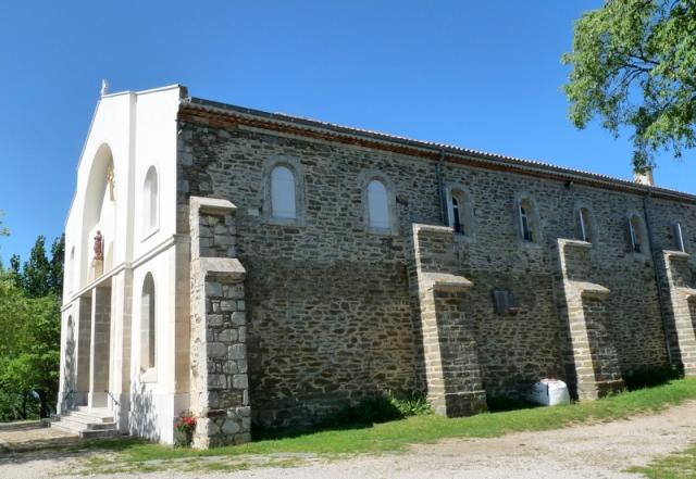 le monastère des frères franciscains de l'Immaculée