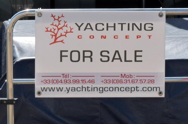 yacht à louer