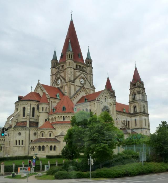 Vienne, capitale autrichienne