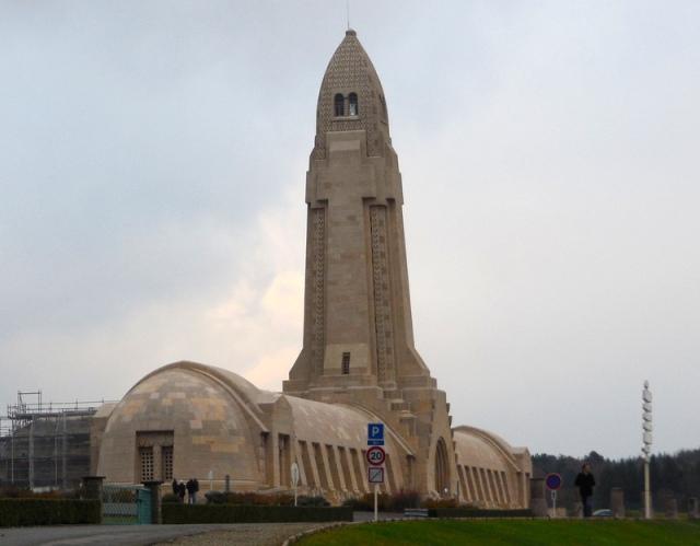 nécropole nationale de Douaumont
